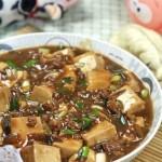 家常肉末烧豆腐