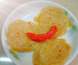 土豆洋葱饼