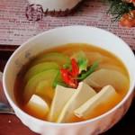 韩式素酱汤