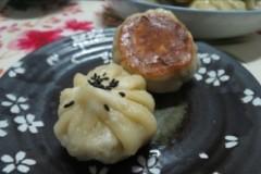莲藕猪肉水煎包
