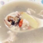 芡实淮山干蚝汤