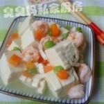 蝦仁北豆腐