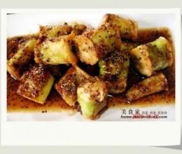 黑胡椒煎酿辣椒