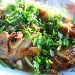 【菜谱换礼】红烧平鱼