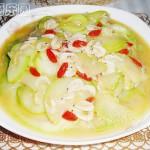 【菜谱换礼】营养美味佳肴——西葫芦炒虾