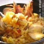 鲜上加鲜黄金海鲜饭