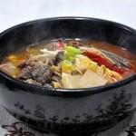 正宗韓國風味泡飯的做法