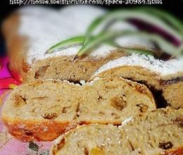 圣诞史多伦面包
