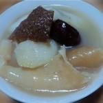花胶淮山猪骨汤