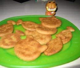 杏仁粉苏打饼