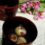 元宵节琉璃汤圆