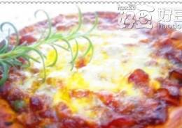 香茹鸡肉比萨