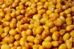 炒黄豆蝎子爪