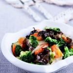 節后腸胃調理菜——冬萵筍炒木耳