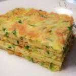 营养早餐——黄瓜鸡蛋饼
