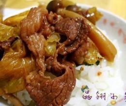 天冷吃火锅——日式寿喜烧