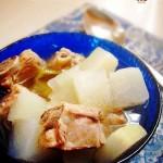吃肉也能减肥萝卜排骨汤