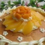 奥利奥轻芝士蛋糕
