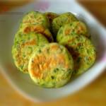 阳春三月-地菜饼