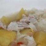 苹果银耳瘦肉汤