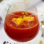 紅酒木瓜飲