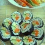 【菜谱换礼2】寿司卷
