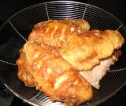 蒜香炸鸡翅