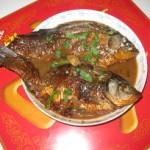 【菜谱换礼2】炖鱼