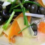 清明美食——螺蛳鱼汤