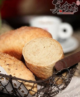 高纤燕麦包