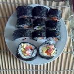 【春游美食】什锦寿司