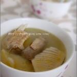 冬筍番鴨湯