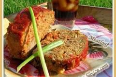 Meatloaf(肉馅糕)