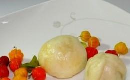 草菇素包子
