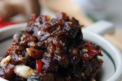牛肉香菇酱