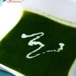 奶油菠菜汤
