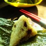 【端午·粽子】三角粽包法和田枣粽