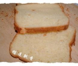 烫种吐司——面包机版