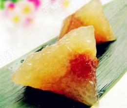 水晶蜜枣粽