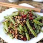 【我爱我家】橄榄菜煸四季豆——很惹味的