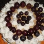 卡布奇诺慕司蛋糕