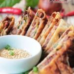 新疆吐鲁番剁肉饼