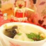菇耳瘦身汤