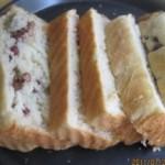 红豆土司面包
