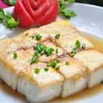 【鲁菜】锅塌豆腐盒
