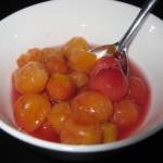 【鲁菜】糖水樱桃