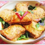 美味豆腐夹