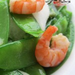 香瓜蜜豆虾仁