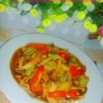 【粤菜】蚝油焖双菇
