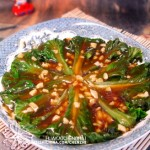【粤菜】蚝油生菜